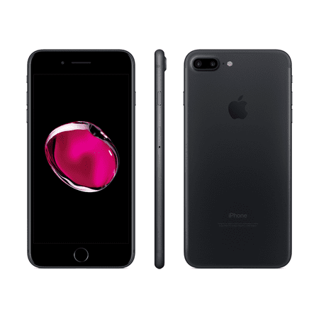 AT&T PREPAID iPhone 7 Plus 32GB Prepaid Smartphone, with $50 airtime