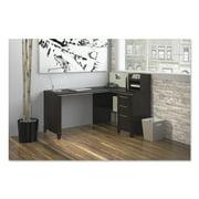 Bush Enterprise Collection 60W x 47D Corner Desk, Mocha Cherry (Box 2 of 2)