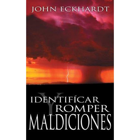Identificar y Romper Maldiciones (Identifying And Breaking Curses Spanish Edition) - image 1 of 1
