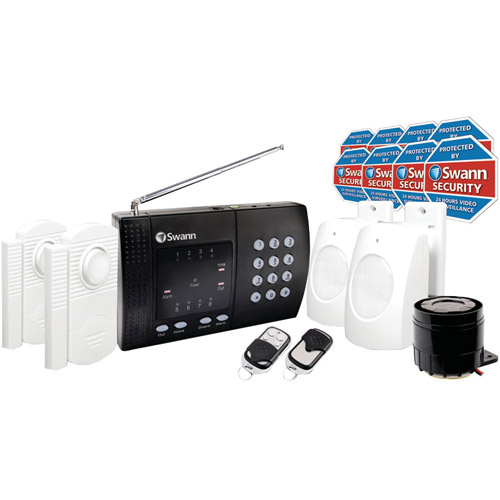 Swann SW347-WA2 DIY Wireless Home Alarm System