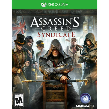Assassin's Creed: Syndicate, Ubisoft, Xbox One, 887256014261 - Assassin's Creed Edward Kenway
