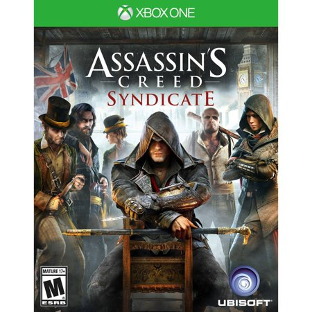 Assassin's Creed: Syndicate, Ubisoft, Xbox One, 887256014261](Assassin Creed Women)