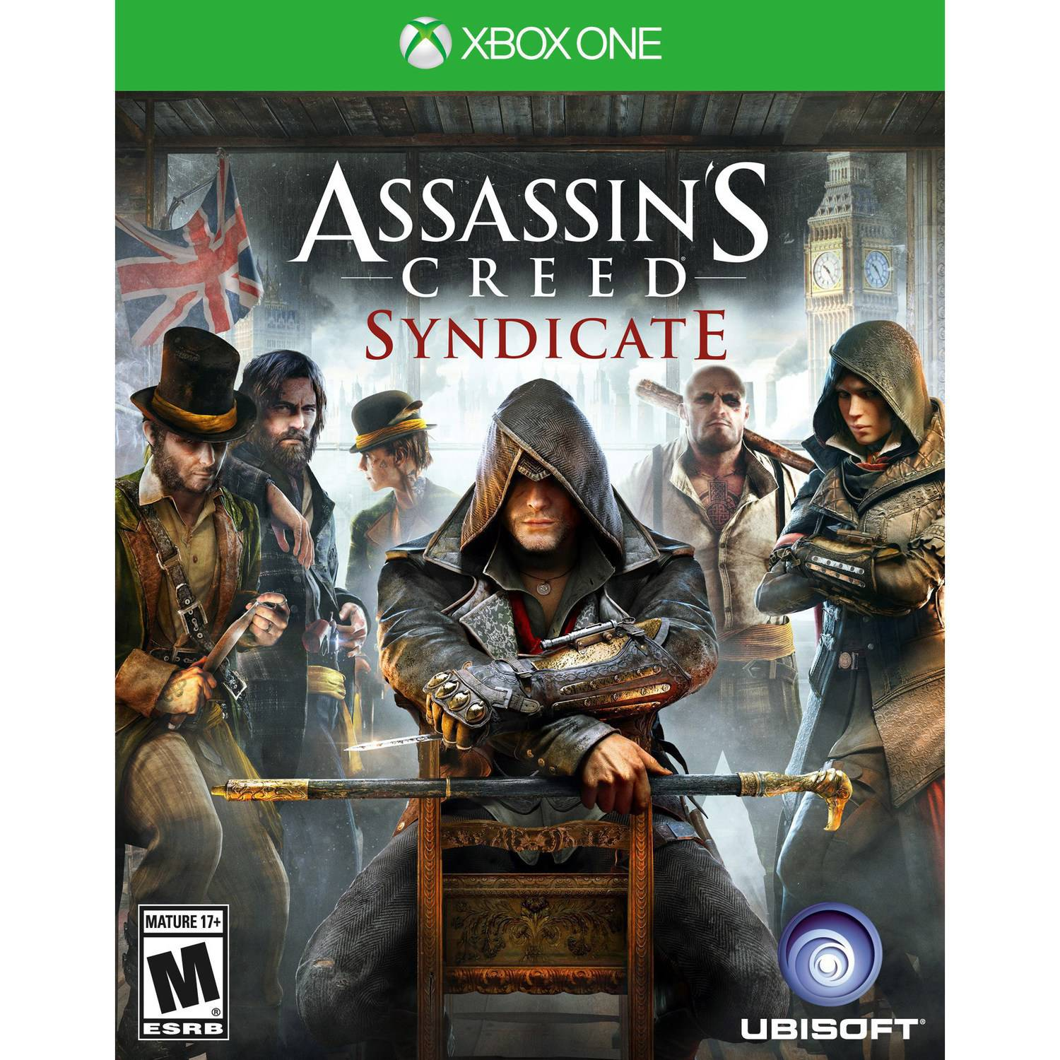 Assassin's Creed: Syndicate, Ubisoft, Xbox One, 887256014261