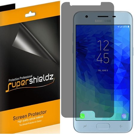 Amp Shield ([2-pack] Supershieldz for Samsung (Galaxy Amp Prime 3) Privacy (Anti-Spy) Screen Protector)