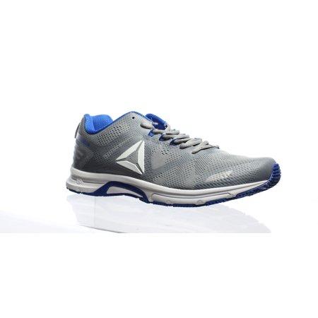 Reebok Mens Ahary Runner Gray Running Shoes Size (Best Running Shoes For Runners)