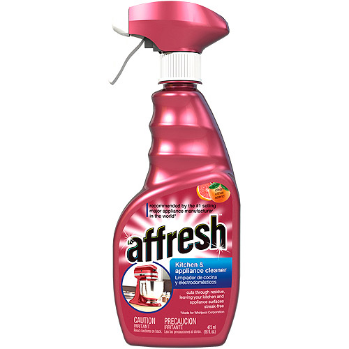affresh Kitchen Appliance Cleaner 16 fl oz Walmartcom