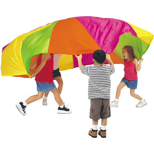 Pacific Play Tents Playchute Parachute, 10' diameter