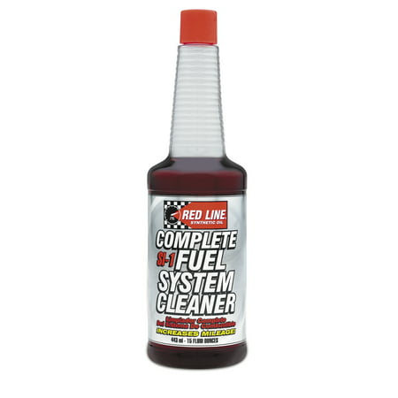 Red Line Oil 60103 Fuel System Cleaner Use To Clean Injectors/ Carburetors/  Valves/ Combustion Chamber Deposits