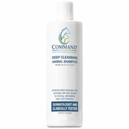 Command Deep Cleansing Animal Shampoo 4 oz