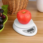 5kg 5000g/1g Digital Kitchen Food Diet Postal Scale Electronic Weight Balance - image 6 of 9