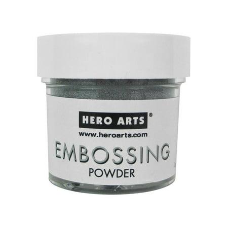 Hero Arts Embossing Powder 1oz Silver