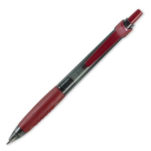 Integra Rubber Grip Med Pt. Retract Ballpoint Pens