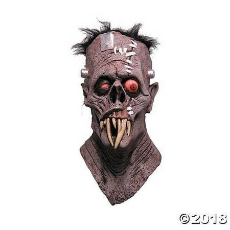Gruesome Vampire Blood Sucker Monster Latex Adult Halloween Costume Mask - Halloween Mask Blood