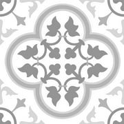 FloorPops Remy 12 in. x 12 in. Peel and Stick Virgin Vinyl Floor Tiles (10-Pack)