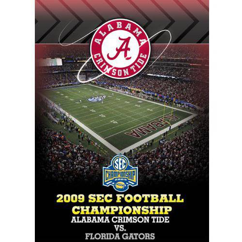 2009 SEC Championship Game: Florida Gators Vs. Alabama Crimson Tide