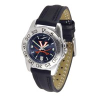 Suntime ST-CO3-VAC-SPORTL-A Virginia Cavaliers-Ladies Sport AnoChrome Watch