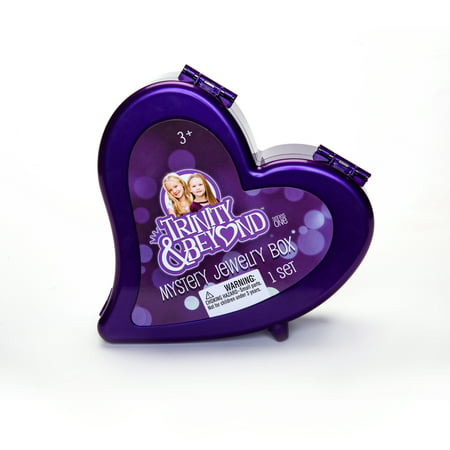 Trinity & Beyond Mystery Jewelry Heart Case