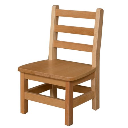 Wood Designs Solid Wood Classroom Chair