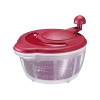Westmark Germany Vegetable and Salad Spinner with Pouring Spout (Red)
