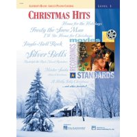 Alfred's Basic Adult Piano Course Christmas Hits, Bk 1 (Paperback)