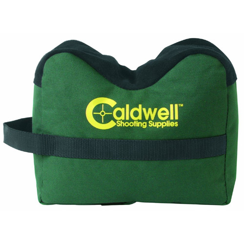 Caldwell DeadShot Boxed Combo (Front & Rear Bag) - Filled