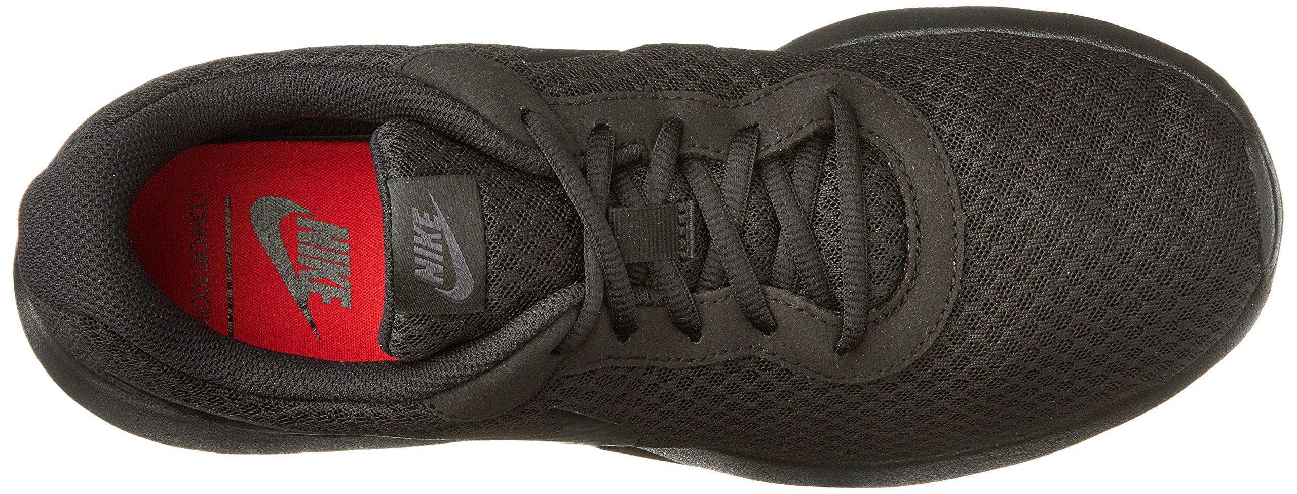 Nike Mens Tanjun Running Sneaker Black/Anthracite/Black, US Men's