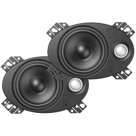 150w Coaxial Speaker (Polk 4X6