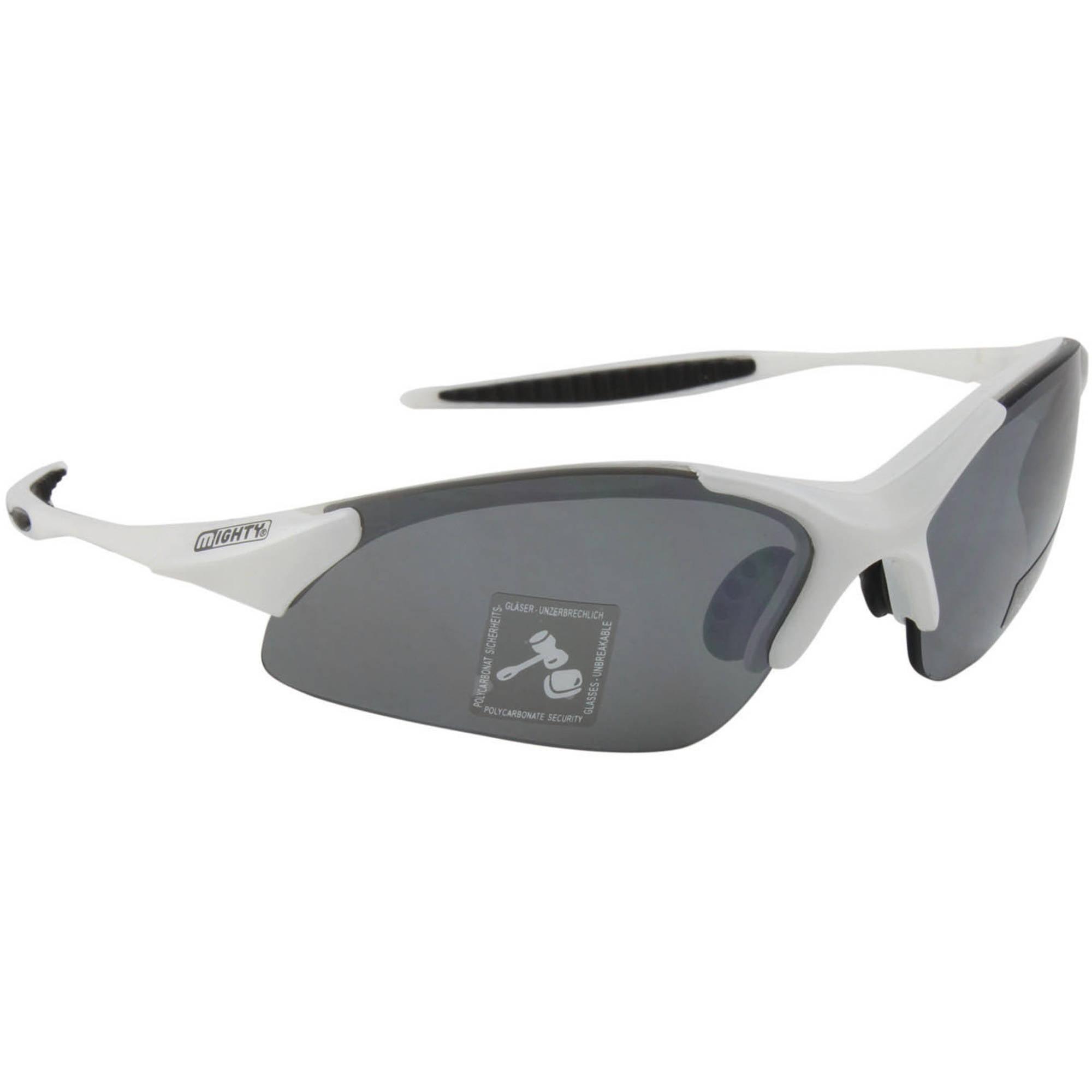 Mighty White Sport Glasses