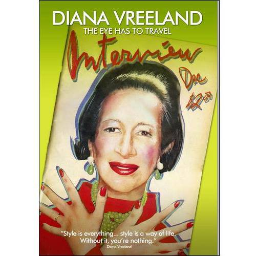 Diana Vreeland: The Eye Has To Travel (Widescreen)