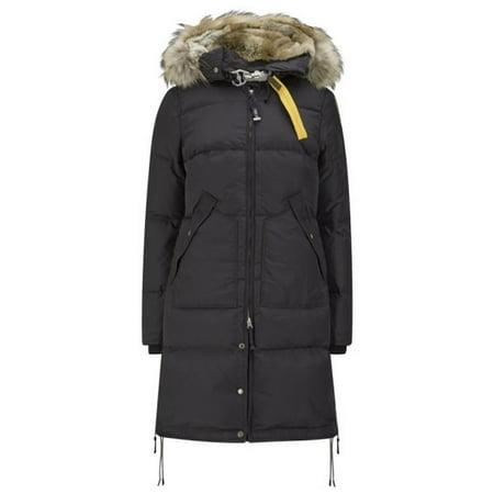 Parajumpers Long Bear Down Jacket - Black (Women)
