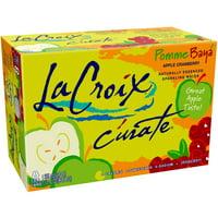 LaCroix Sparkling Water - Pomme Bay (Apple Berry) 8pk/12 fl oz Cans, 8 / Pack (Quantity)