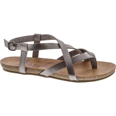 e87b91a47 Blowfish - Blowfish Womens Granola Sandals - Walmart.com