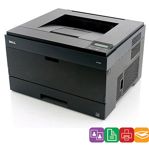 Refurbished Dell 2350D Laser Printer
