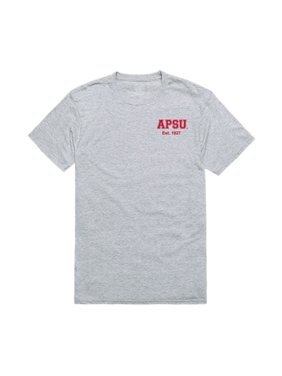 632289622 Product Image Austin Peay State University Governors NCAA Practice Tee T- Shirt Heather Grey XXL