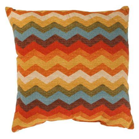 Pillow Perfect Panama Wave Adobe Throw Pillow