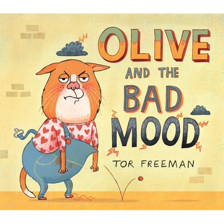 Get Into The Halloween Mood (Olive and the Bad Mood)