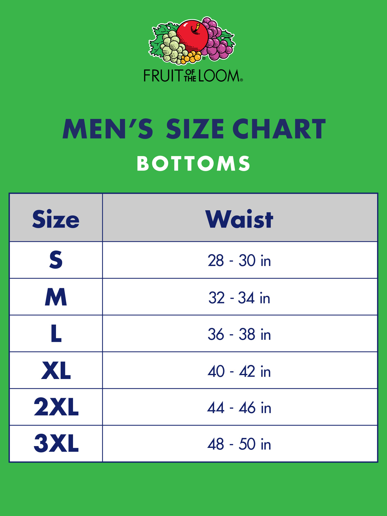 Fruit Of The Loom Mens Tag Free Classic White Briefs 7 Pack