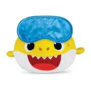 Pinkfong Baby Shark Official by WowWee - Baby Shark Sing & Snuggle Plush Toy, Yellow, for Ages 2+