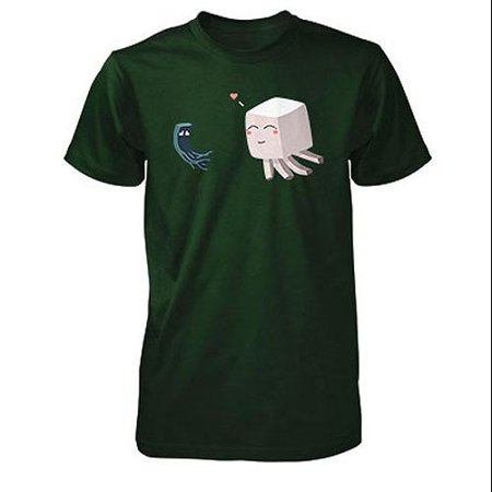 Minecraft Rumor Has It T-Shirt Youth - Minecraft Green