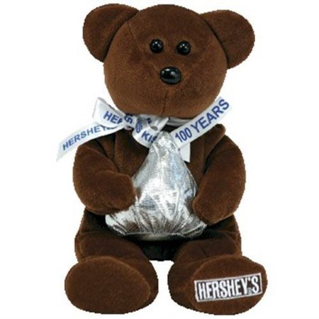 595c7762588 TY Beanie Baby - COCOA BEAN the Hershey Bear (Walgreen s Exclusive) Image 1  of