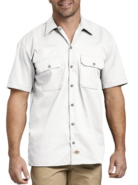 ac488b894f08db Product Image Men's Short Sleeve Twill Work Shirt