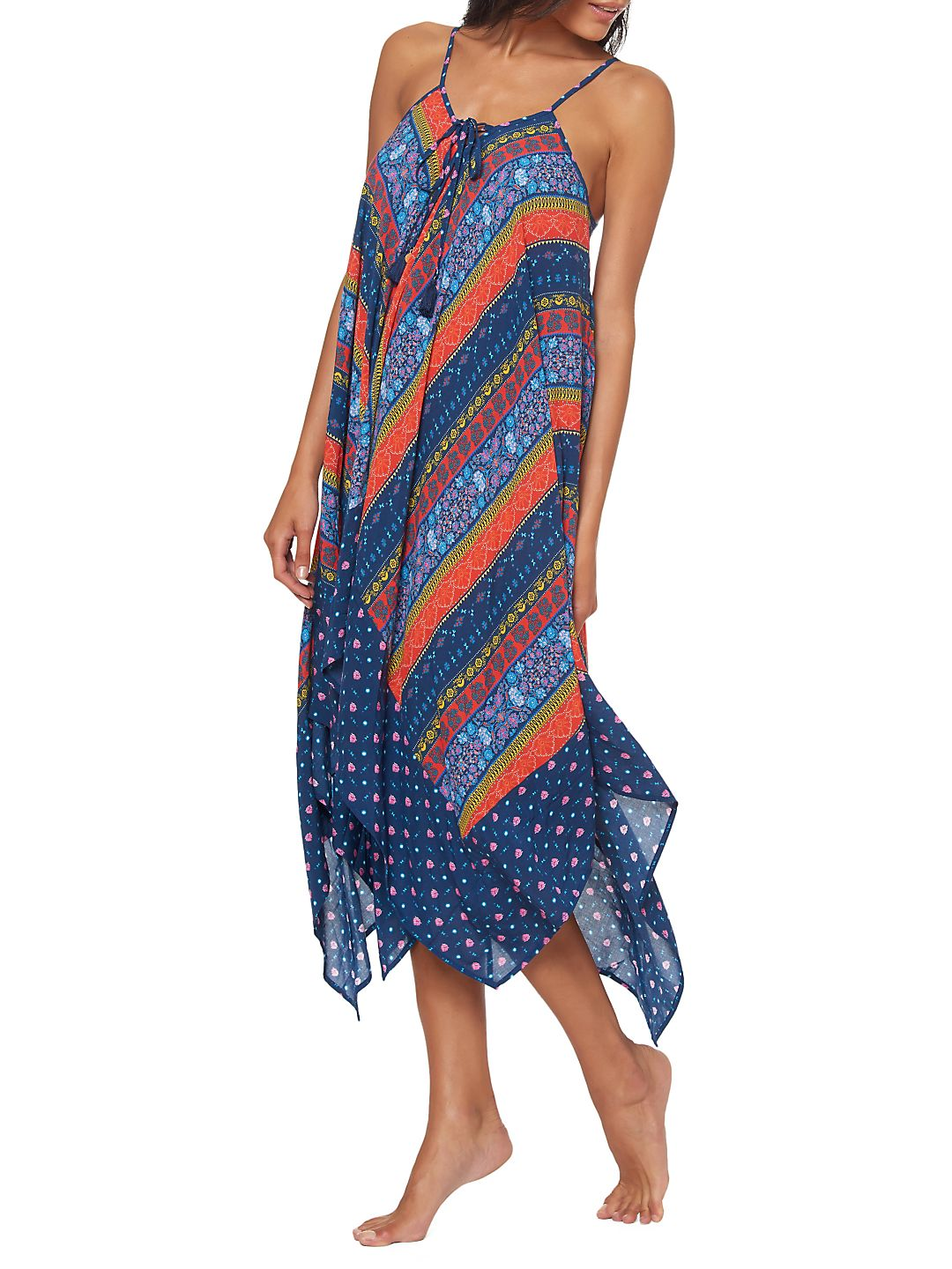 Classic Patterned Coverup