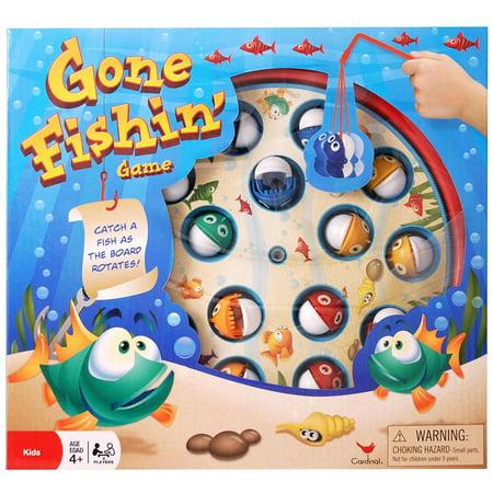 Gone Fishing Game,  Hunting   Fishing by Cardinal (Fishing Package)