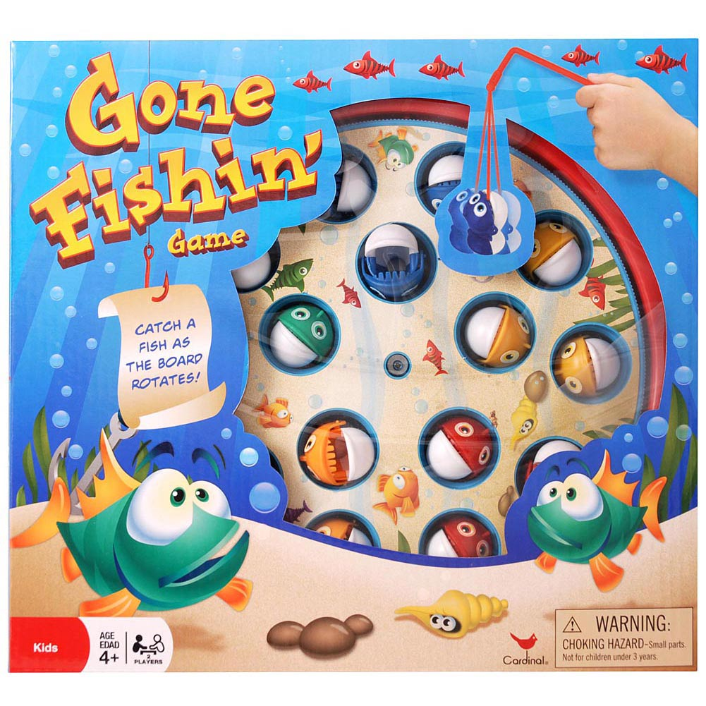 Gone Fishing Game,  Hunting | Fishing by Cardinal