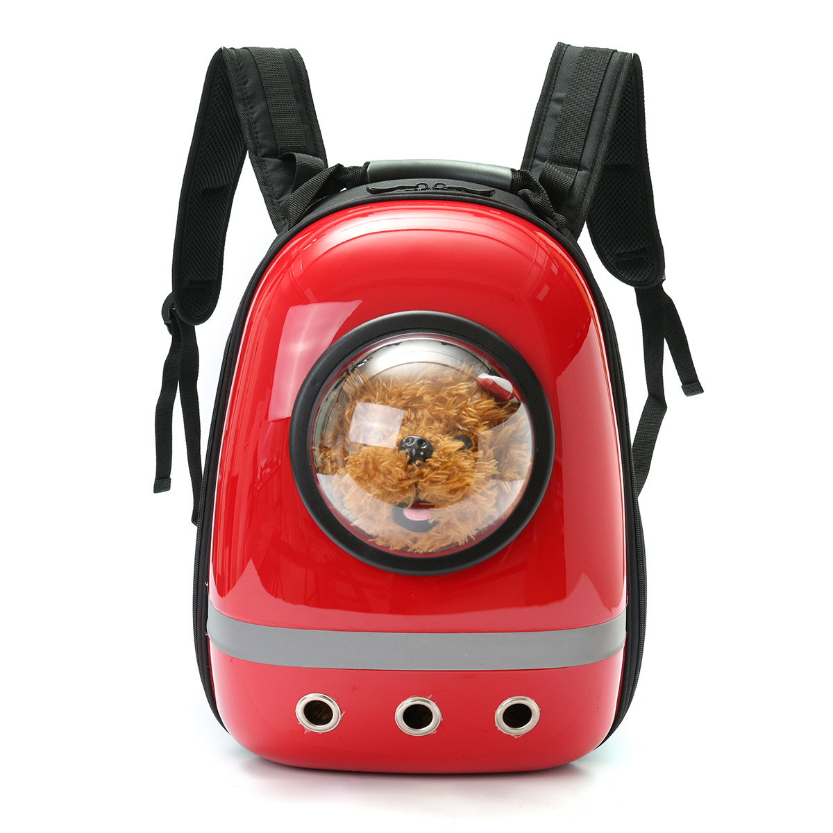 Waterproof Pet Dog Carrier Backpack Breathable Shoulder Bag Mobile Bed for Small Dog Puppy Cat