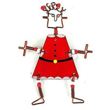 Creative Alternatives Dancing Girl Santa (1940's Pin Up Girl Costumes)
