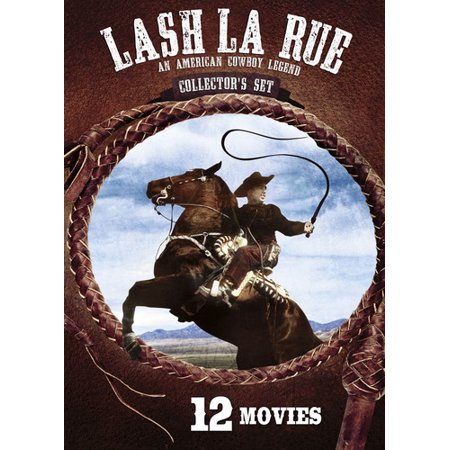 Lash La Rue Collection (DVD) (Buff Movie)