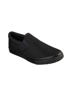 Men's Skechers Work Relaxed Fit Sudler Dedham SR Slip-On Shoe