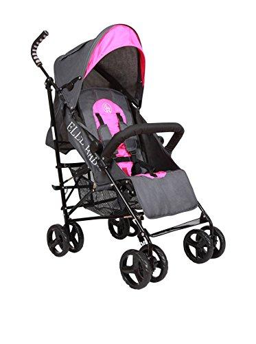Elle Baby Lite Umbrella Stroller Pink by Elle Baby