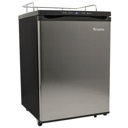 EdgeStar Full Size Kegerator Conversion Refrigerator Only - Stainless Steel